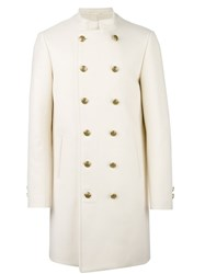 Ports 1961 Military Coat Nude Neutrals