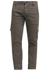 J Brand Russel Cargo Trousers Fennel Green