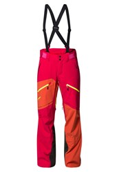 Phenix Neo Waterproof Trousers Rot Red