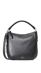 Kate Spade Small Ella Shoulder Bag Black
