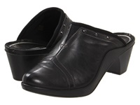 Romika Mokassetta 271 Black Women's Clog Shoes