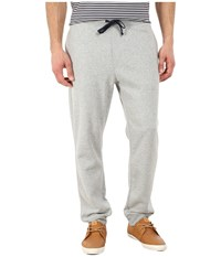 Nautica Knit Pants W Rib Cuff Grey Heather Men's Casual Pants Gray