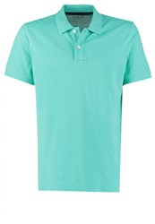 Tom Tailor Regular Fit Polo Shirt Miami Bay Mint