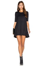 Free People Jacqueline Tunic Black