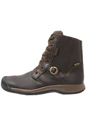 Keen Reisen Wp Winter Boots Belgian Brown