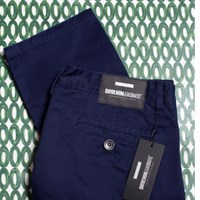 Dr. Denim Chinos Ink Blue