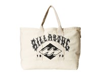 Billabong Never Over Tote White Cap Tote Handbags Blue