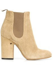 Laurence Dacade 'Mila' Ankle Boots Brown