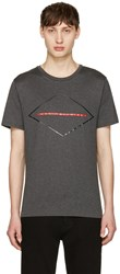 Rag And Bone Grey Diamond T Shirt