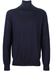 Polo Ralph Lauren Turtle Neck Sweater Blue