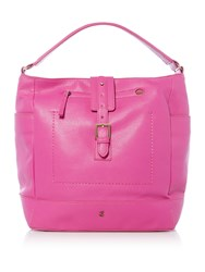 Joules Pu Tote Pink