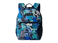 Vera Bradley Lighten Up Just Right Backpack Camofloral Backpack Bags Blue