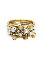 Henson Stacker Ring Metallic
