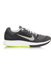 Nike Air Zoom Structure 18 Mesh Sneakers Black