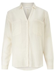 Harris Wilson Nefle Shirt Cream