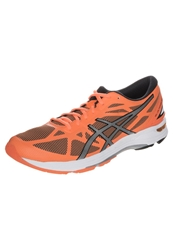 Asics Gelds Trainer 20 Lightweight Running Shoes Flash Orange Silver Black