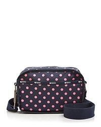 Le Sport Sac Lesportsac Camera Bag Crossbody Sun Multi Pink
