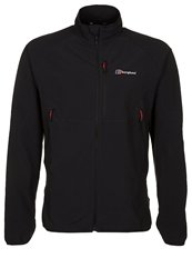 Berghaus Pulse Soft Shell Jacket Black