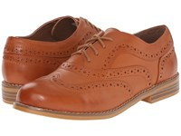 Rocket Dog Milwood Tan Brisk Pu Women's Lace Up Casual Shoes Brown