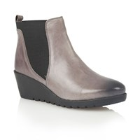 Lotus Meryl Ankle Boots Grey