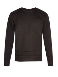 Christopher Kane Long Sleeved Scuba Sweater