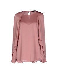 Strenesse Gabriele Strehle Shirts Blouses Women Pastel Pink