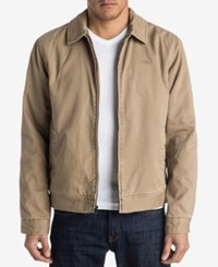Quiksilver Men's Everyday Billy Jacket Elmwood