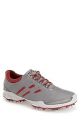 Ecco 'Biom' Hydromax Waterproof Golf Shoe Gray