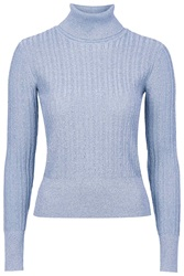 Huntly Knitted Polo Jumper By Unique Blue