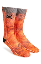 Odd Sox 'Fire' Socks