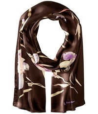 Lauren Ralph Lauren Camille Hillside Brown Scarves
