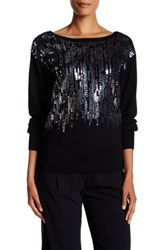Trina Turk Palah Sweater Black