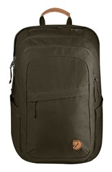 Fjall Raven Men's Fjallraven 'Raven 28L' Backpack Green Dark Olive