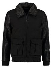 Your Turn Light Jacket Black