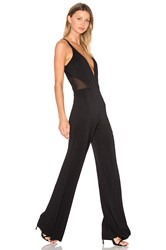 Young Fabulous And Broke Milla Jumpsuit Black