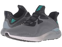 Adidas Alpha Bounce Ash Shock Mint Ice Purple Men's Running Shoes Gray