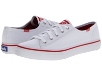 Keds Double Up Core White Women's Lace Up Casual Shoes