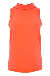 Coast Queens Shell Top Orange