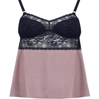 Nui Ami New York Camisole Pink Purple
