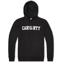 Carhartt Hooded College Sweat Black