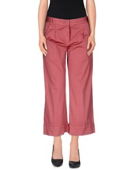 Adele Fado Trousers 3 4 Length Trousers Women Dark Blue