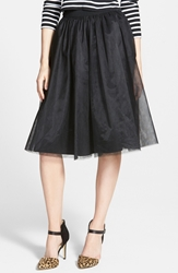 Soprano Tulle Skirt Juniors Black