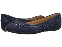 Chinese Laundry Dl Holding On Indigo Women's Flat Shoes Blue