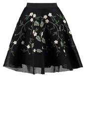 Derhy Aline Skirt Black