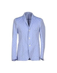 Lardini Suits And Jackets Blazers Men Lilac