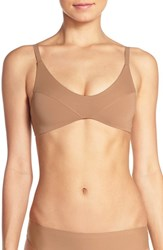 Honeydew Intimates Women's 'Skinz' Soft Cup Bra Honey