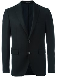 Dinner Two Button Blazer Black
