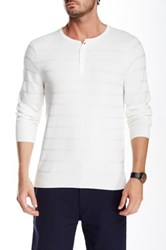 Vince Camuto Long Sleeve Sweater White