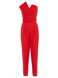 Coast Prue Jumpsuit Red
