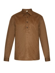 Cerruti Long Sleeved Flannel Shirt